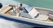 Catalina 34 yacht tender by Gulf Craft
