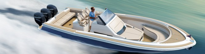 Catalina 34 yacht tender by Gulf Craft