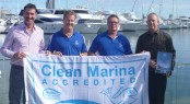 Clean Marina Accreditation for SYC