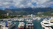 Dukley Marina positioned in the beautiful Mediterranean yacht holiday location - Montenegro