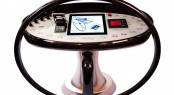 Exterior helm station for a superyacht by IMED