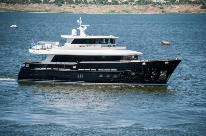 Fifth Ocean 24 super yacht Destiny