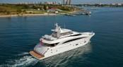 Horizon RP110 super yacht Andrea VI