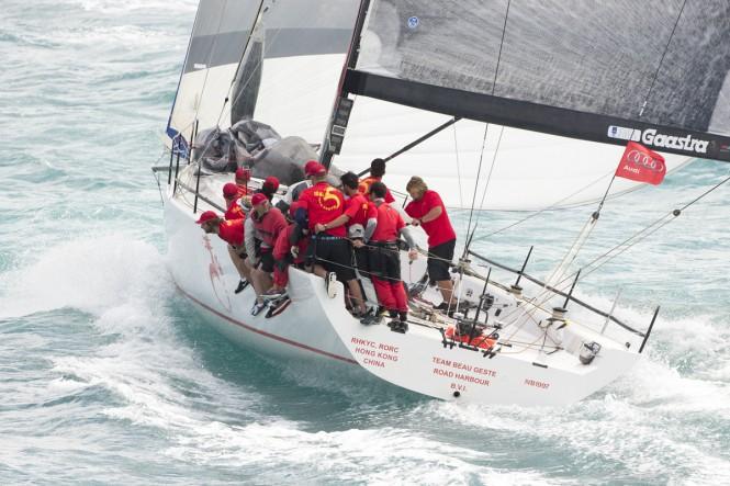 IRC div 1 winner Team Beau Beste_credidt Andrea Francolini