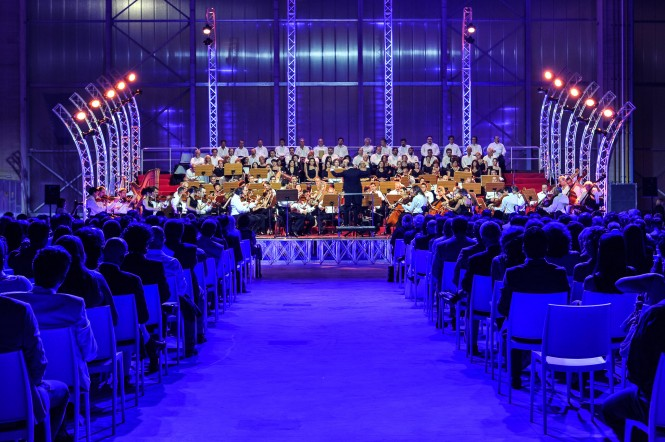 La Grande Bellezza event - Concert