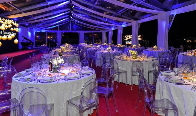 La Grande Bellezza event - Gala Dinner
