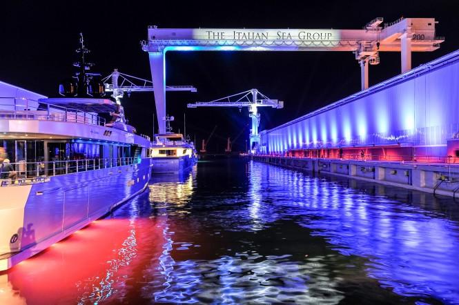 La Grande Bellezza event hosted by The Italian Sea Group