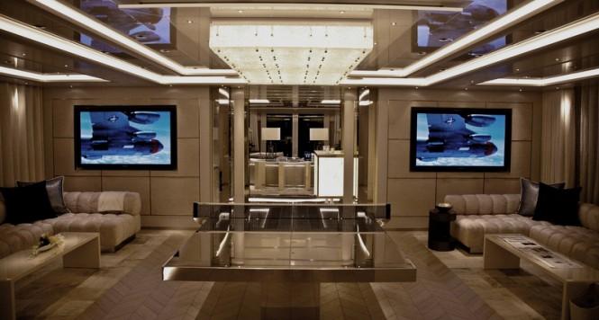 Luxury mega yacht ODESSA II - Interior