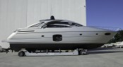 Luxury motor yacht Pershing 70 - Image credit to Ferretti Group