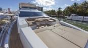 Luxury superyacht Azimut 84 US Version