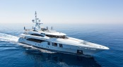 Luxury yacht Ocean Paradise by Benetti