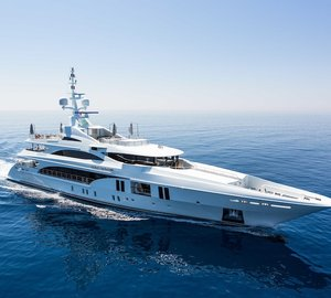 Benetti motor yacht OCEAN PARADISE to be the largest yacht at Cannes Yachting Festival 2014