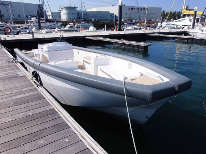 Luxury yacht tender TS85 Open by Tender Shipyard