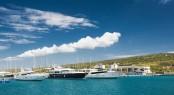 Luxury yachts at Karpaz Gate Marina - Photo Credit to Dudu Tresca