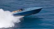 Magnum 51 superyacht tender by Magnum Marine at full speed