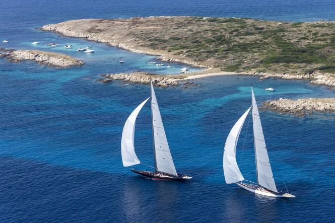 Maxi Yacht Rolex Cup 2013 ©Carlo Borlenghi