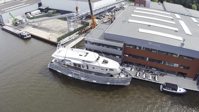 Mulder 34m luxury yacht BN 100