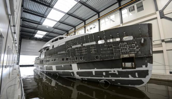 Mulder 34m super yacht BN100