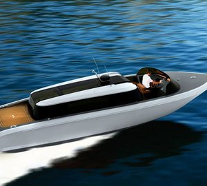 New 10.5m superyacht tender design by Sebastiano Prolo unveiled by Cockwells