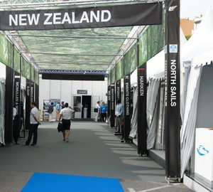 Monaco Yacht Show to once again feature New Zealand Street