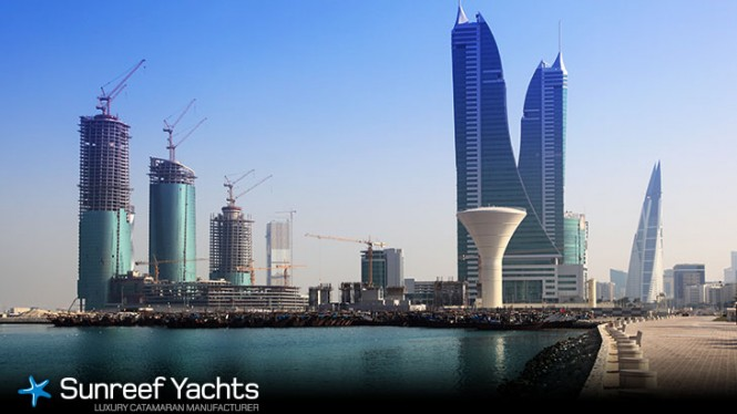New office for Sunreef Yachts in Bahrain