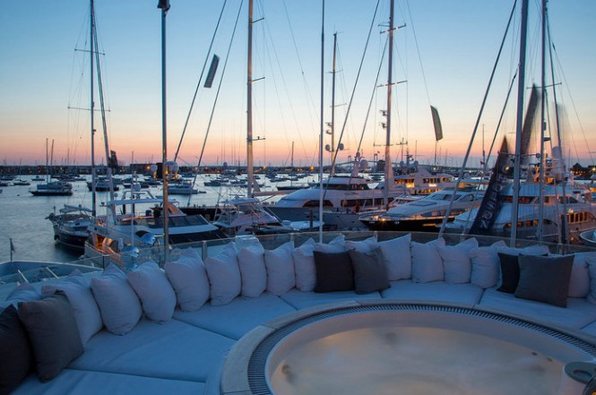 Newport Charter Yacht Show 2014 - Photo by Billy Black