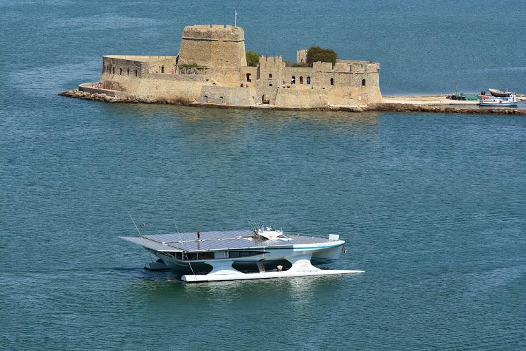 turanor planetsolar mega yacht - photo #28