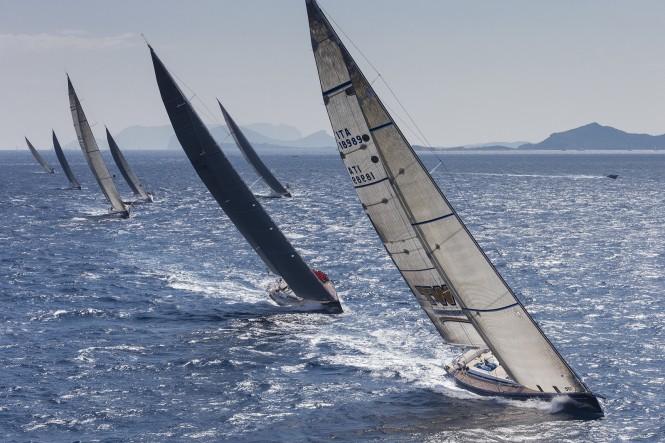 Rolex Swan Cup 2012 ©Carlo Borlenghi