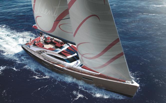 Sailing Yacht GIGRECA - Admiral 76 Yacht