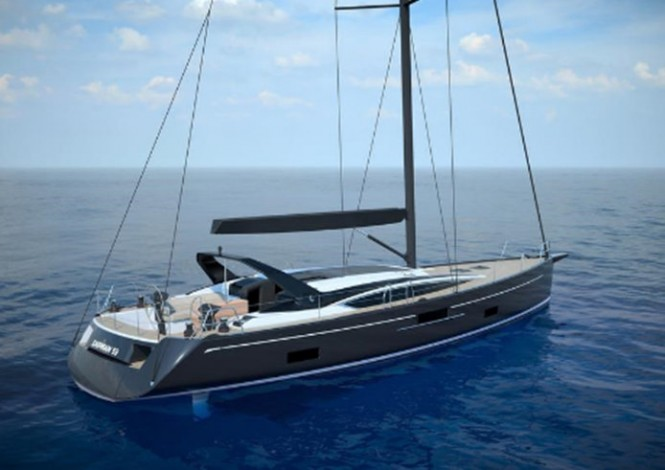 Sailing yacht Shipman 59 by Seaway Yachts