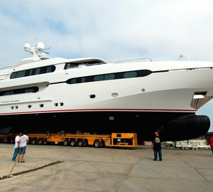 Sunrise Yachts launches new 45m motor yacht Project SUNSET (Hull #182)