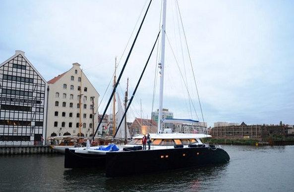 Sunreef 80 Carbon Line luxury yacht LEVANTE