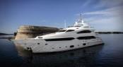 Sunseeker Malta has announced the sale of a new Sunseeker 40 Metre Yacht