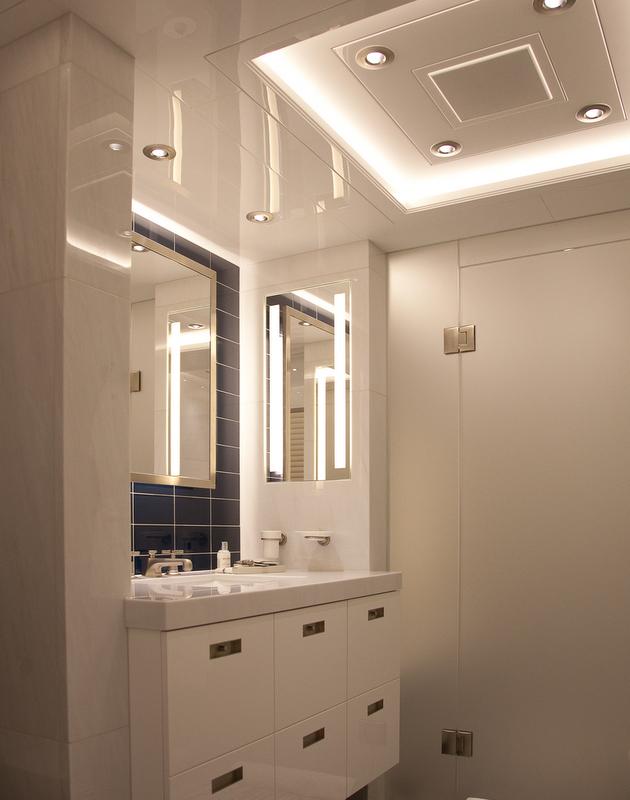 Super yacht ODESSA II - Bathroom