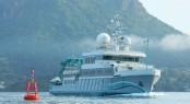 Superyacht Alucia