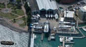 Superyacht Repair and Refit Facility Endeavour Quay