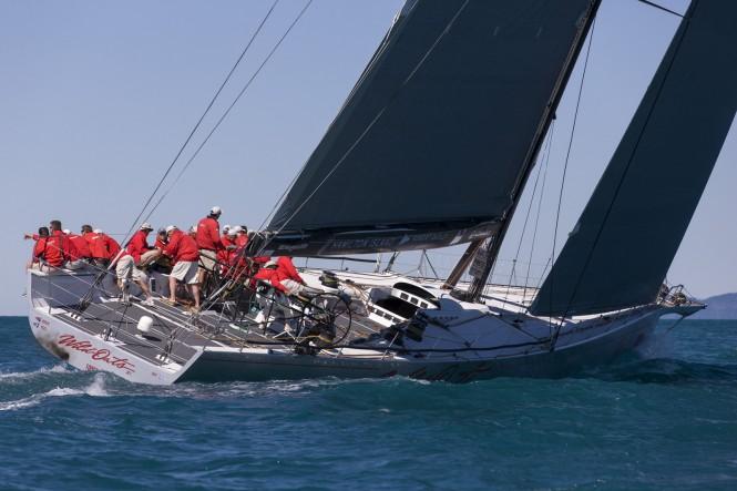Superyacht Wild Oats XI_credit Andrea Francolini