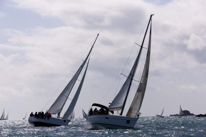 Upwind cruising_credit Andrea Francolini