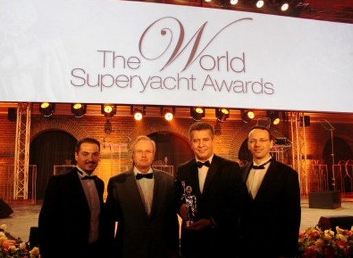 WSA 2014 for superyacht QUARANTA
