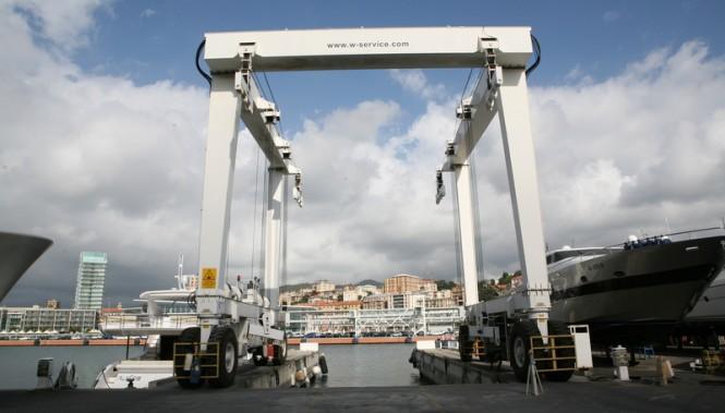 WService Shipyard