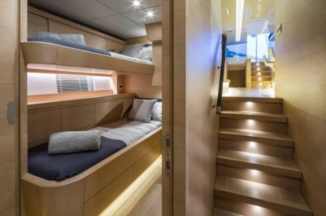 WinWin Yacht - Cabin