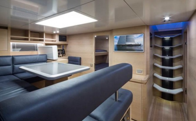 WinWin superyacht - Crew Quarter