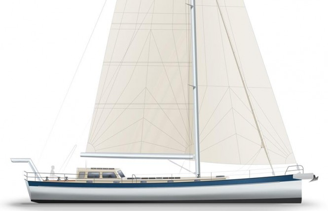 Bestevaer 66ST sailing yacht Anabel