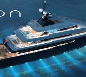 ICON Yachts transform motor yacht ICON