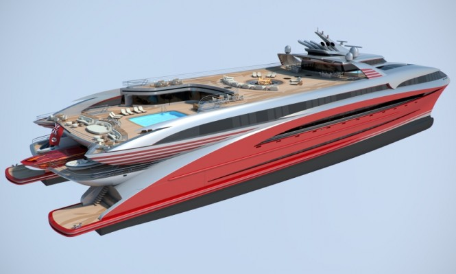 BMT Nigel Gee Yacht Project L3
