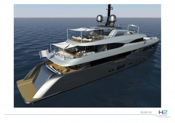Bilgin 152 super yacht by Bilgin Yachts