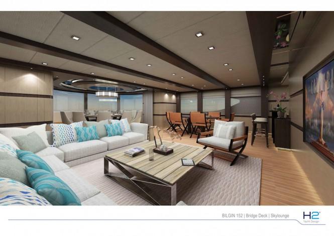 Bilgin 152 yacht by Bilgin Yachts