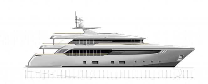 CRN Motor Yacht Conero