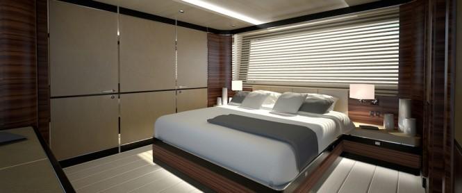 CRN Motor Yacht Conero - VIP CABIN - NEUTRAL