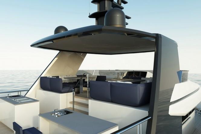 DEY 24 Yacht - Exterior